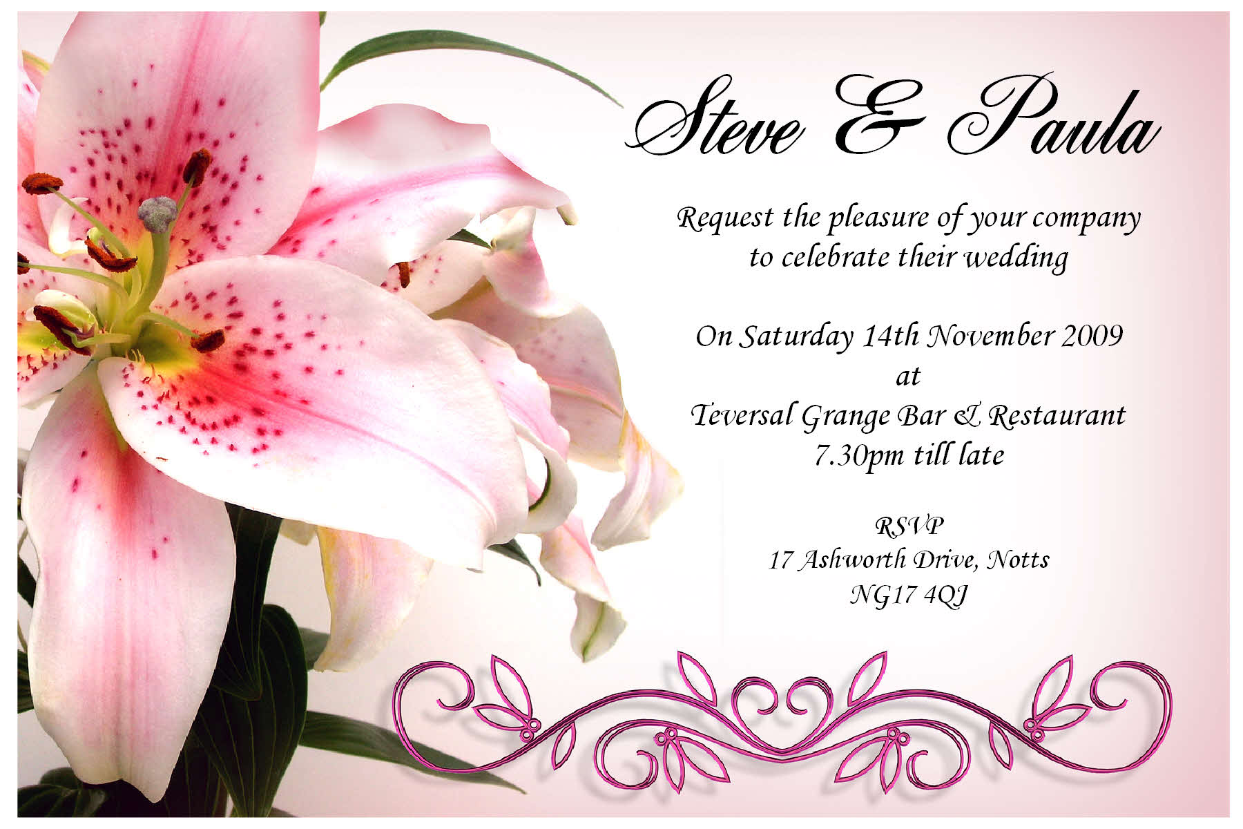 Precious Moments Wedding Invitations for nice invitation layout